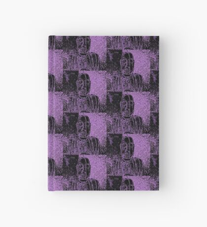 Karma in Lilac Hardcover Journal