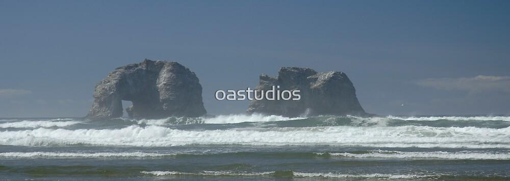 rockaway beach, oregon by oastudios