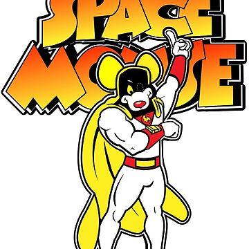 SPACE MOUSE by slugamo