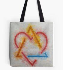 Adoption Symbol Tote Bag