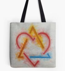 Adoption Symbol Tote Bag