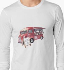 Cafe Truck - Edinburgh, Scotland T-Shirt
