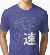 Tenya Ingenium Boku no Hero Academia Tri-blend T-Shirt
