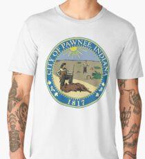 CITY OF PAWNEE Men's Premium T-Shirt