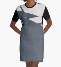 0094 art show sign Graphic T-Shirt Dress