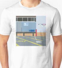 0086 loading bay T-Shirt