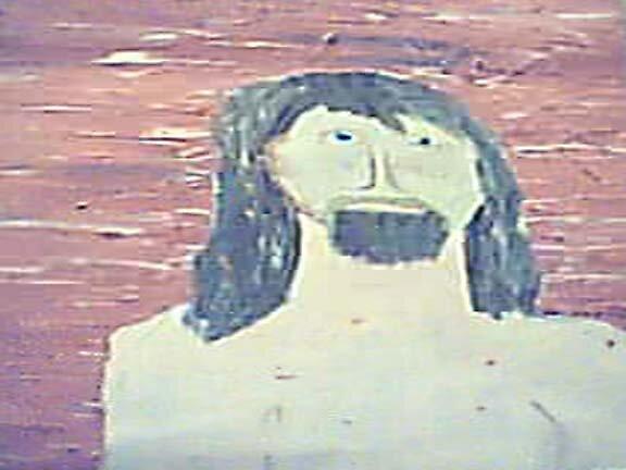 Jesus by marsbar007