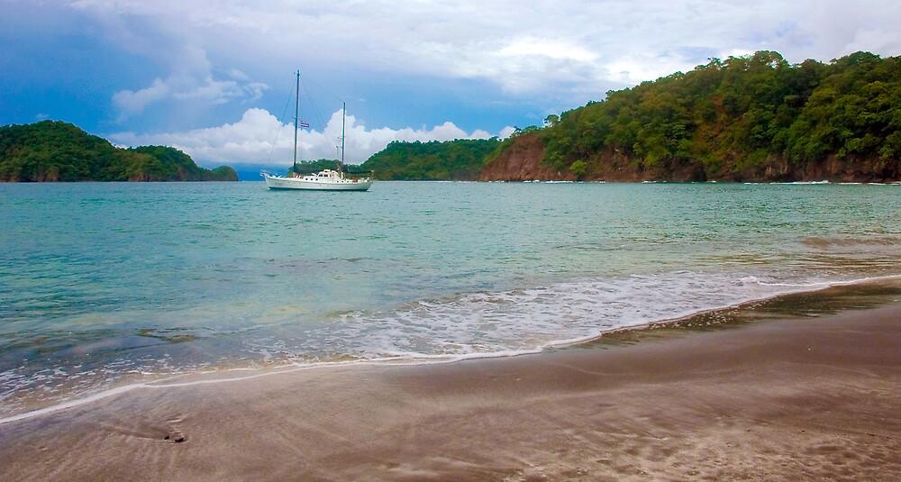 Tropical escape by Eyal Nahmias