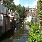 Bruges_Belgium_Europe by Kay Cunningham