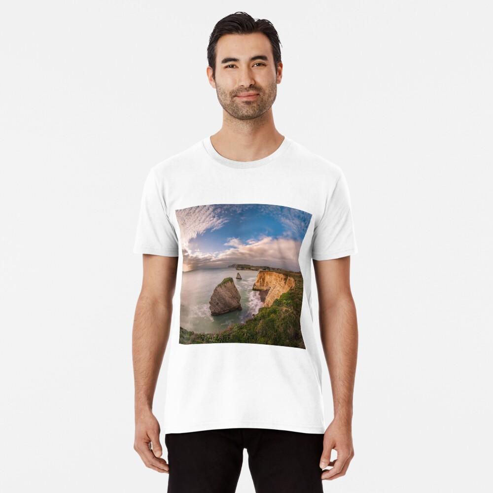Freshwater Bay Panorama Premium T-Shirt