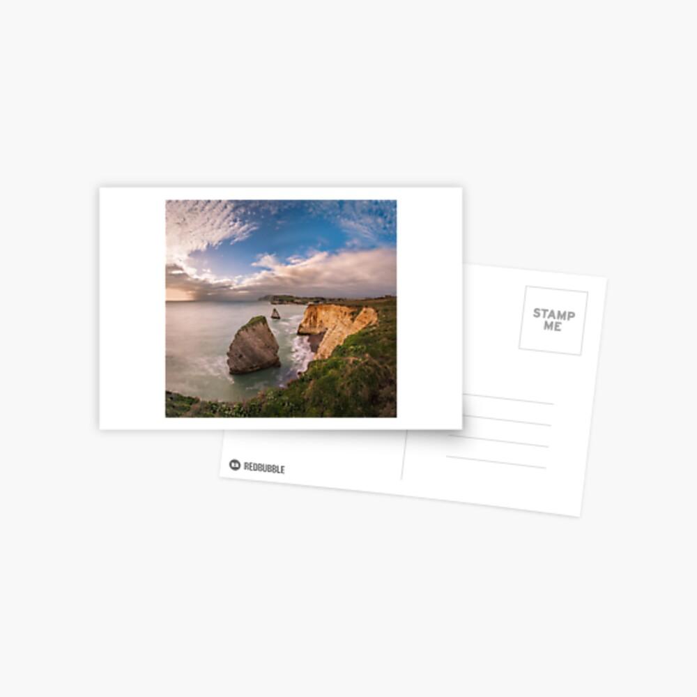 Freshwater Bay Panorama Postcard