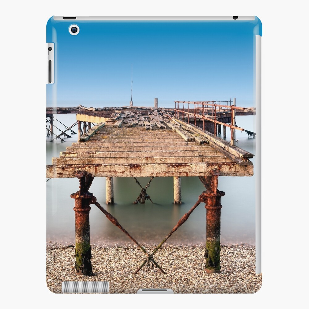 Fort Victoria Pier iPad Case & Skin