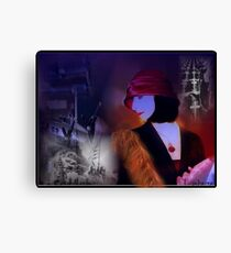 I'll be seeing you  Canvas Print