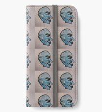 The Observer iPhone Flip-Case/Hülle/Skin