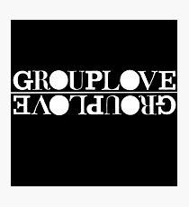 GROUPLOVE Photographic Print