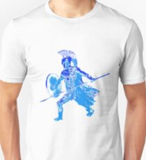 Greek hoplite warrior Unisex T-Shirt