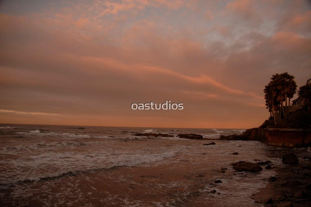 sunrise over la jolla by oastudios