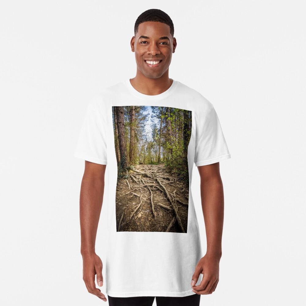 Spaghetti Junction Long T-Shirt