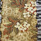 28.4.2017: Rag Rugs on Linoleum Floor by Petri Volanen