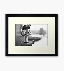 Chibi-Robo Framed Print