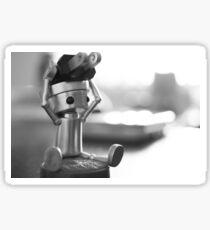 Chibi-Robo Sticker
