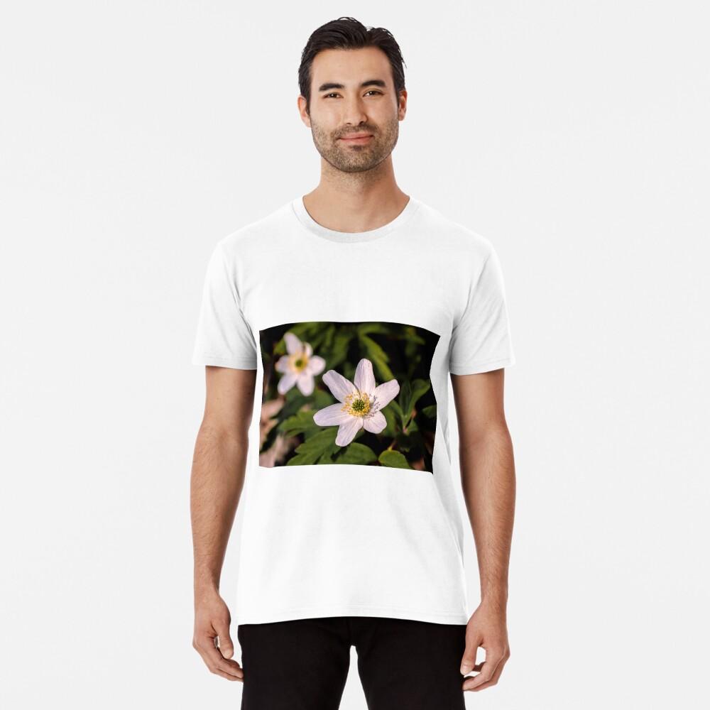Wood Anemone Premium T-Shirt