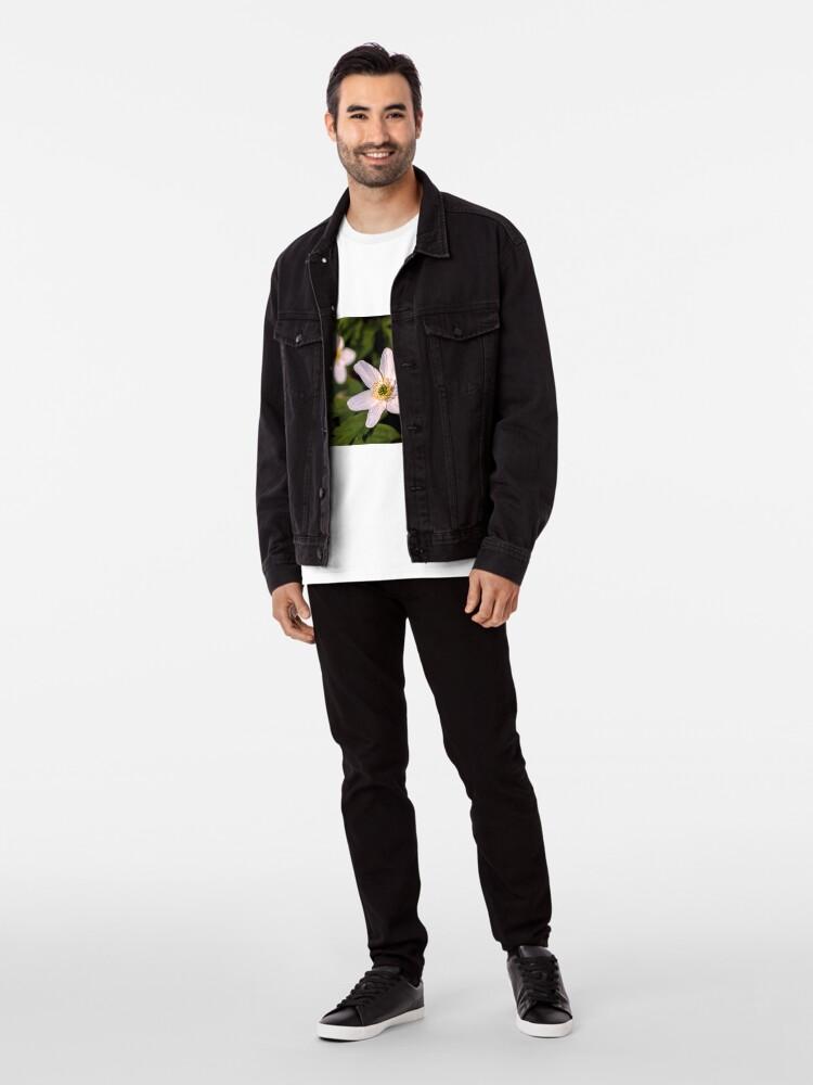 Alternate view of Wood Anemone Premium T-Shirt
