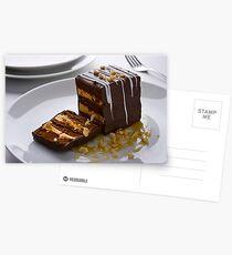 Contemporary Food shot 1 Postcards