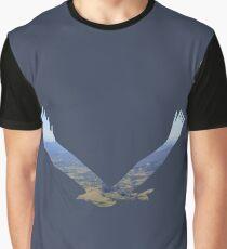 Eagle soaring Graphic T-Shirt