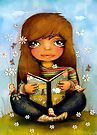the storyteller by Karin Taylor