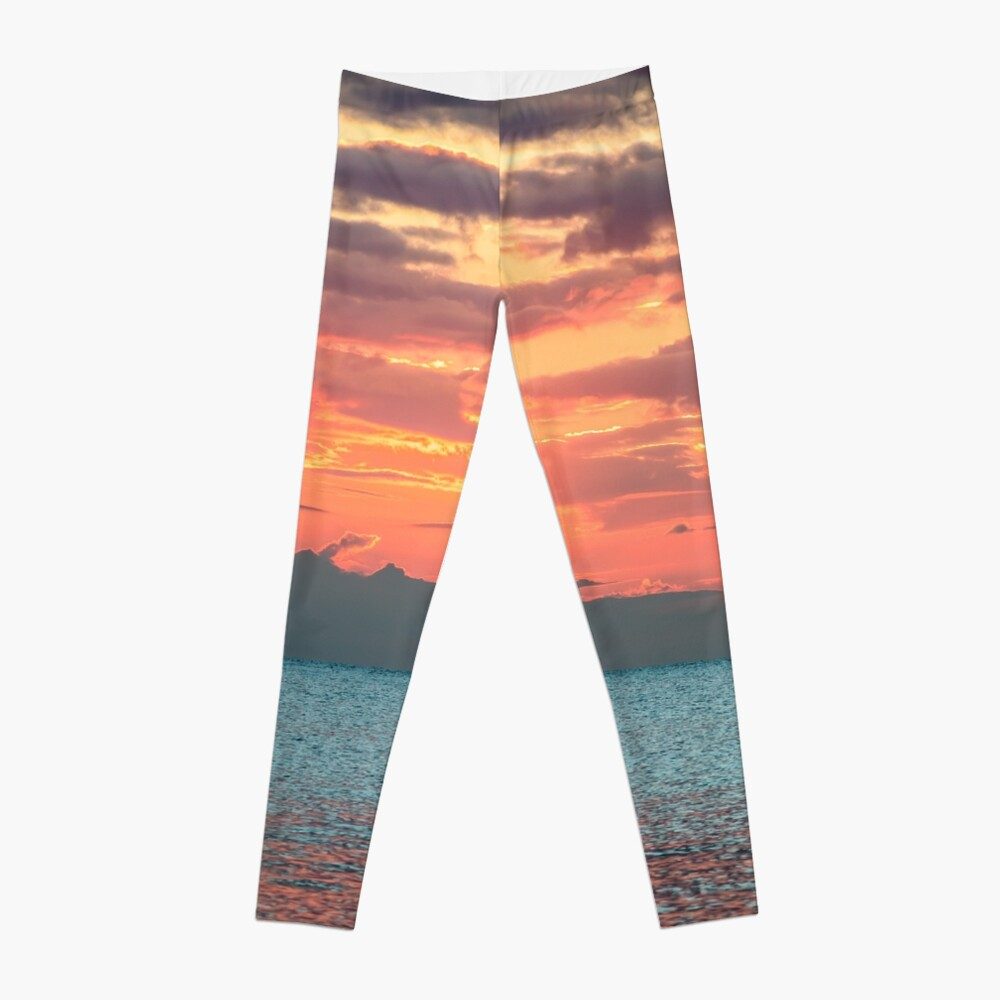 Solent Sunrise Leggings
