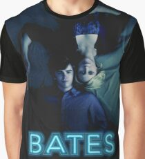 bates motel Graphic T-Shirt