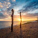 Woodside Bay Sunrise by manateevoyager