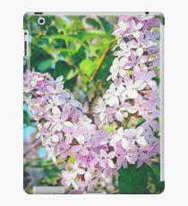 Unique Pink Floral iPad Case/Skin