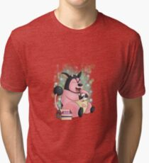 Miltank Milk Drink Tri-blend T-Shirt