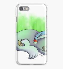 Seel Rest iPhone Case/Skin
