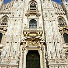 Milan Duomo I by Harry Oldmeadow