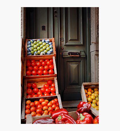 Montevideo, Uruguay 0869 Photographic Print