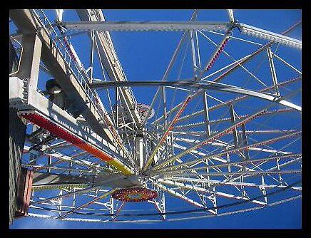 Ferris Wheel by Alison Bello