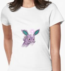 Nidoran Male Horn Attack Womens Fitted T-Shirt