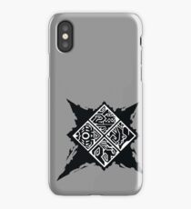 Monster hunter X iPhone Case/Skin