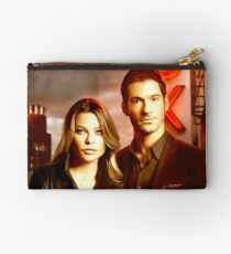 The Devil And The Cop Studio Pouch