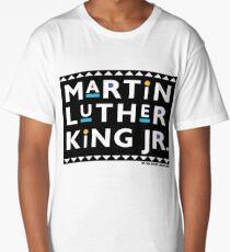 MLK - Martin TV Long T-Shirt