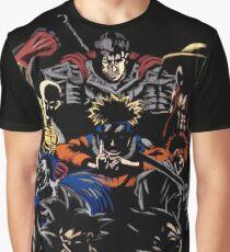 MIX DBZ OTHER Graphic T-Shirt
