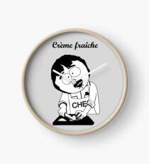 Creme Fraiche South park Clock