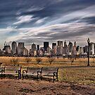New Jersey January by Peter Bellamy