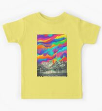 Skyfall, Melting North Lights Kids Clothes