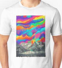 Skyfall, Melting North Lights T-Shirt