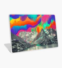 Skyfall, Melting Northern Lights Laptop Skin