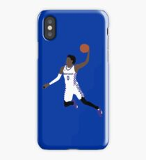 De'Aaron Fox Dunk iPhone Case